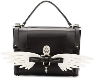 Niels Peeraer Wings Bow Buckle backpack