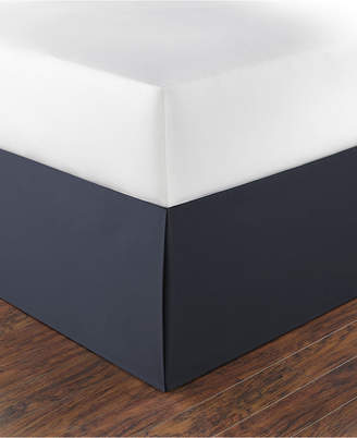Nautica Solid Tailored Full Bedskirt Bedding
