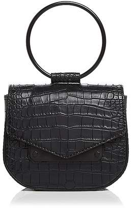 Nasty Gal Ring Leader Embossed Crossbody $78 thestylecure.com