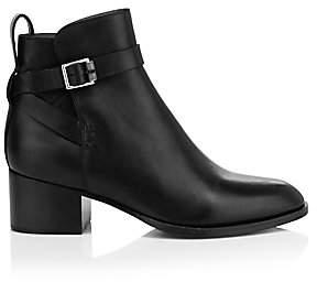 Rag & Bone Women's Walker Buckle Leather Ankle Boots