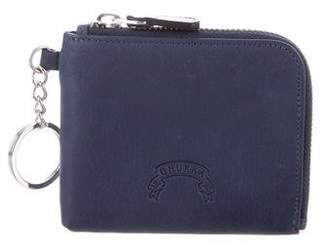 Ghurka Leather Zip Wallet