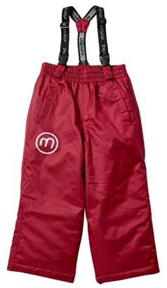 Minymo Oxford Snow Pants with Suspenders (Toddler, Little Kids, & Big Kids)