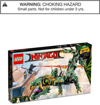 Lego 544-Pc. Ninjago Green Ninja Mech Dragon Set 70612