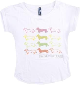 Harmont & Blaine T-shirts - Item 37993345LC