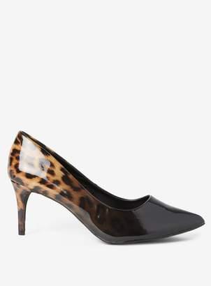 8cd1740c1ea Dorothy Perkins Womens Wide Fit Black  Eden  Court Shoes
