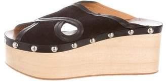 Isabel Marant Studded Slide Sandals