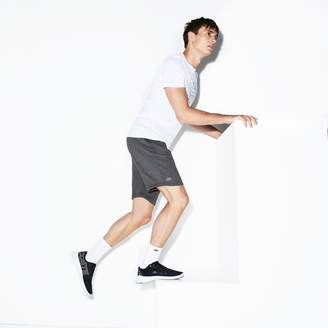Lacoste Men's SPORT Tennis Fleece Shorts