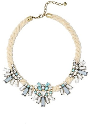 Women's Baublebar Corde Bib Necklace $48 thestylecure.com