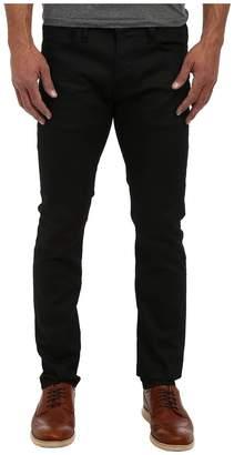 John Varvatos Bowery Fit Jean in Jet Black Men's Jeans