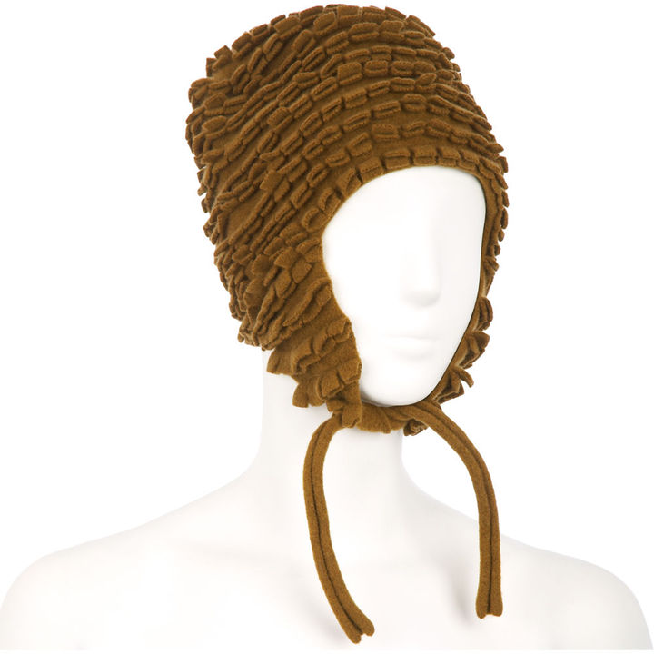 Katie Mawson Pine Cone Hat