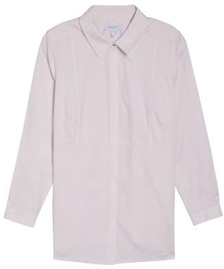 Foxcroft Pinpoint Oxford Cloth Shirt
