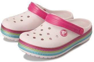 Crocs (クロックス) - crocs 14-20Crocband Sequin Band Clog