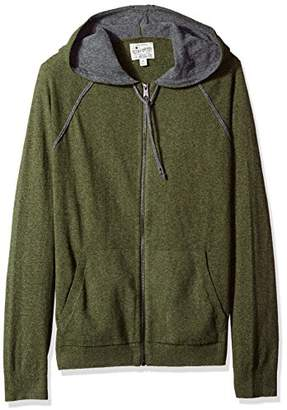 Lucky Brand Men's Welter Weight Hooded Sweater
