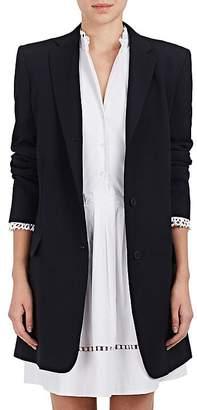 Tomas Maier Women's Wool Twill Long Blazer
