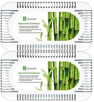 Sagano Bamboo Activated Charcoal by Air Purifying Bag