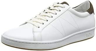 Wood Wood Shoes Men's Bo Shoe Trainers, (White), 40 EU