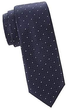 Canali Men's Silk Dot Tie