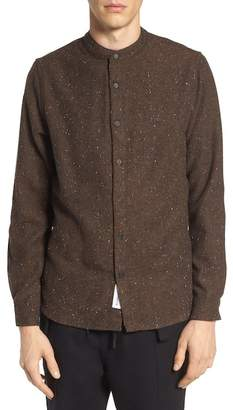 NATIVE YOUTH Alford Nep Relaxed Fit Shirt