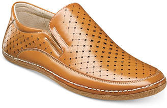 Stacy Adams Men's Northpoint Moc Toe Slip-On Loafers Men's Shoes