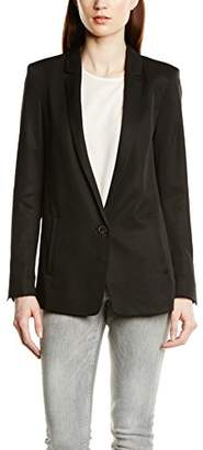 Esprit Women's Tencel Blazer Jacket,(Manufacturer Size:36)