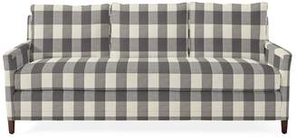 Serena & Lily Spruce Street 3-Seat Sofa with Bench Seat
