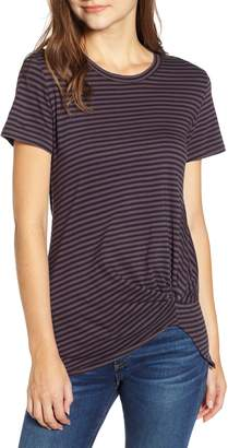 Stateside Stripe Twist Tee