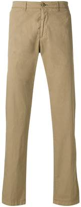 HUGO BOSS slim-fit trousers