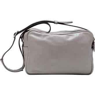 Hermes Brown Leather Handbag Reporter