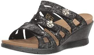 Romika Women's Nevis 04 Wedge Sandal