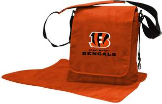 Cincinnati Bengals Lil' Fan Diaper Messenger Bag