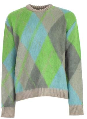 Danilo Paura Harris Sweater Crew Neck