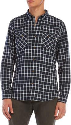Timberland Plaid Button-Down Shirt