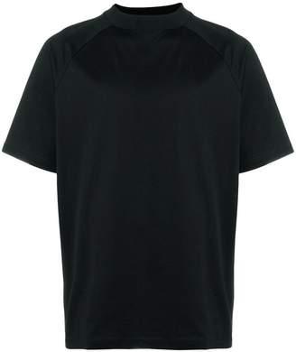 Sacai short sleeve raglan sweatshirt