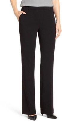 Ellen Tracy Double Woven Trousers $89.50 thestylecure.com