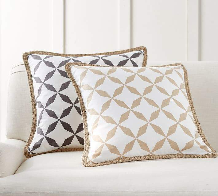 Folly Printed Pillow Cover
