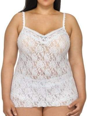Hanky Panky Plua Size Annabelle Lace Camisole