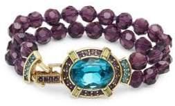 Heidi Daus Bead Pendant Bracelet