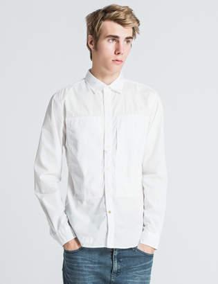 "De-Luxe Deluxe White ""Jerry"" Shirt"