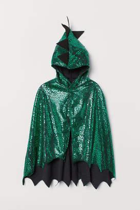 H&M Masquerade Cape - Green