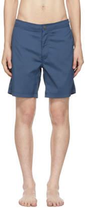 Onia Blue Calder Swim Shorts