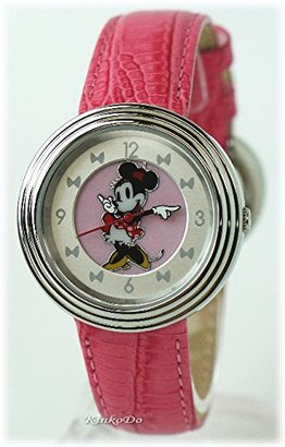 Disney (ディズニー) - ミニーマウス 腕時計