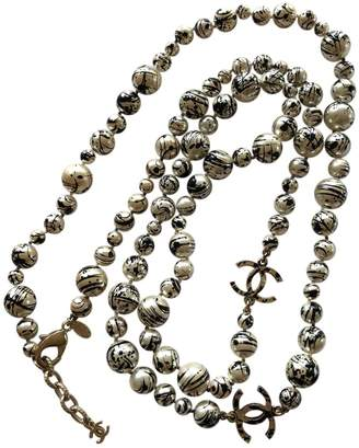 Chanel Pearls long necklace