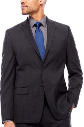 COLLECTION Collection by Michael Strahan Pattern Classic Fit Suit Jacket