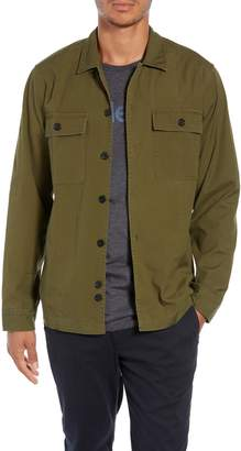 Hurley Lt. Dan Military Shirt Jacket
