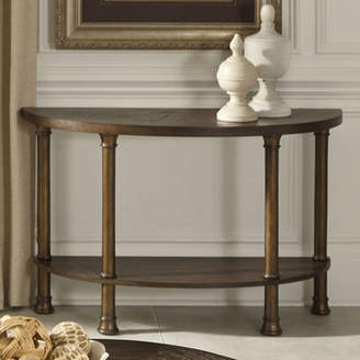 Wildon Home Clockworks Occasional Console Table