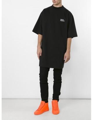 """Vetements Unidad Hombres"""" t-shirt $1,035 thestylecure.com"""