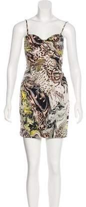 Leifsdottir Silk-Blend Dress