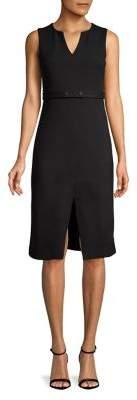 Molly Bracken Knee-Length Sheath Dress