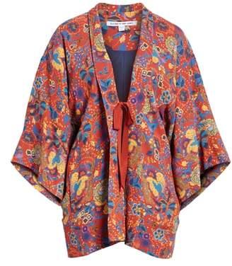 Elizabeth and James Drew Crop Sleeve Kimono
