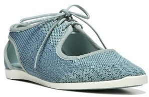 Women's Via Spiga Elliot Lace-Up Flat $150 thestylecure.com